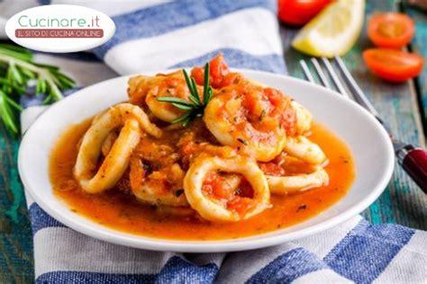 cucinare sugo sugo di calamaretti cucinare it