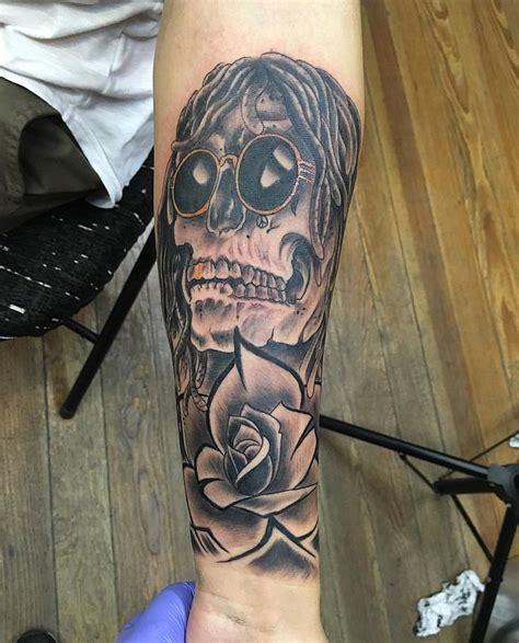 wiz khalifa tattoo designs best 25 wiz khalifa tattoos ideas on wiz