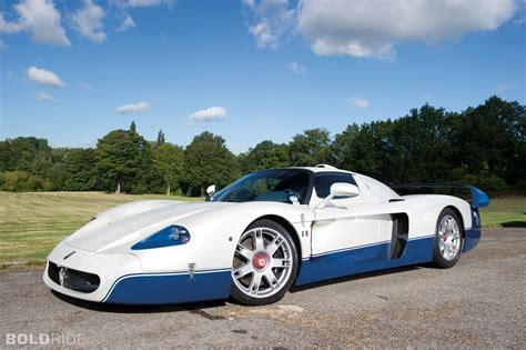 2005 Maserati Mc12 by 2005 Maserati Mc12 Supercar Supercars Wallpaper