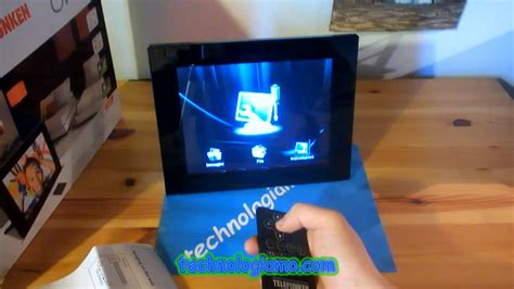 telefunken cornice digitale recensione cornice digitale telefunken dpf 9322 bi