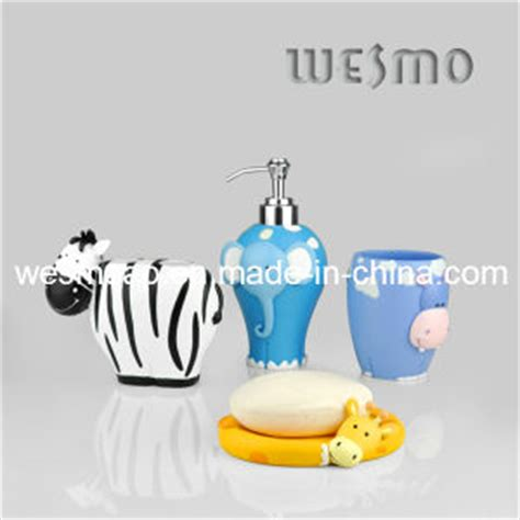 kid bathroom accessories china kids bath accessories wbp0297a china bath accessory bathroom set