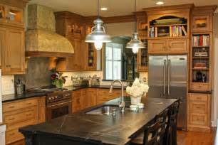 Country Farmhouse Kitchen Designs by Designing A French Country Farmhouse Style Kitchen