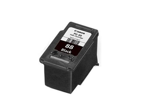 Canon 88 Ink Cartridge canon ink cartridge pg 88 black 21 ml office warehouse inc