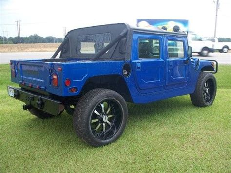 books on how cars work 1994 hummer h1 seat position control buy new 1994 h1 hummer in robertsdale alabama united states