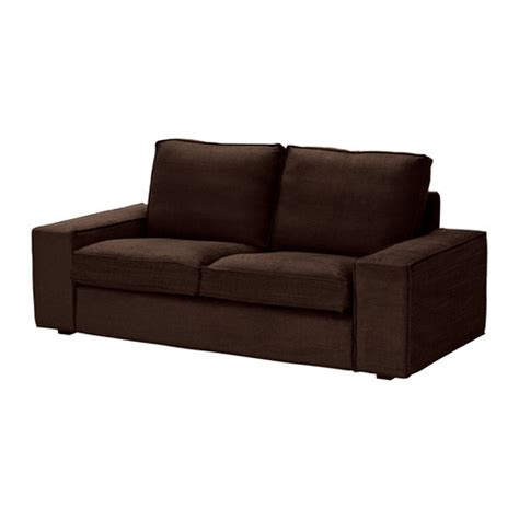 brown loveseat cover kivik loveseat cover tullinge dark brown ikea