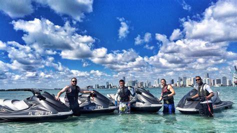 jet boat miami jet ski sun life water sports watersport rentals miami