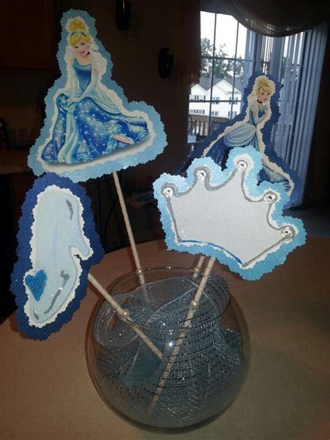 Cinderella Centerpiece Cinderella Quince Sweet 16 Cinderella Centerpiece Ideas