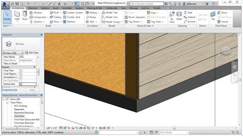 revit tutorial residential jensen s revit tutorial residential house 07 floors