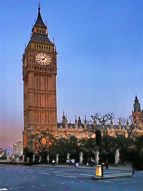london clock tower panoramio photo of the clock tower big ben london uk