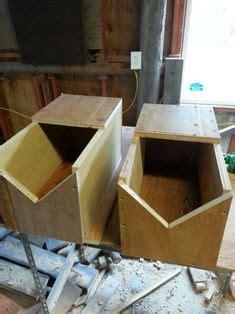 diy rabbit nest boxes rabbits rabbi