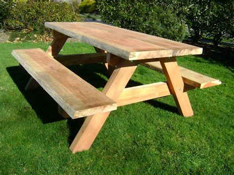 beauty teak picnic table the clayton design beauty