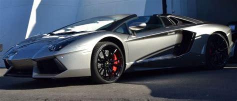 Lamborghini Aventador Convertible For Sale by 2015 Lamborghini Aventador Roadster Lp 700 4 Convertible