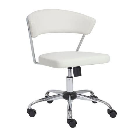 modern desk chair white modern white desk chair modern contemporary white