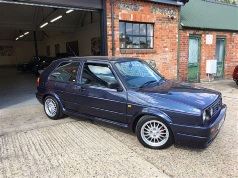 volkswagen golf 1987 used 1987 volkswagen golf 1 8 gti 16v 3d re 1900 gti