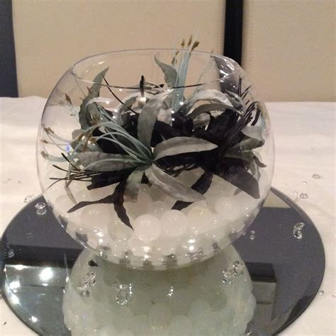 bowl centerpieces for tables the 25 best fish bowl centerpieces ideas on