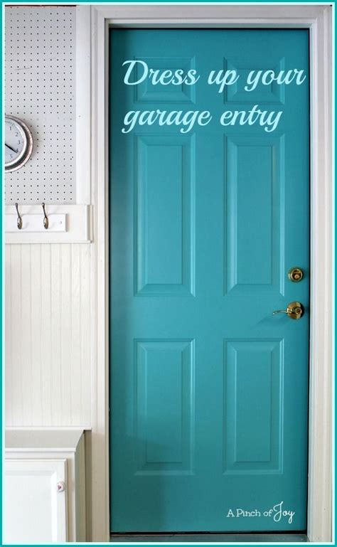 dress   garage entry  pinch  joy paint