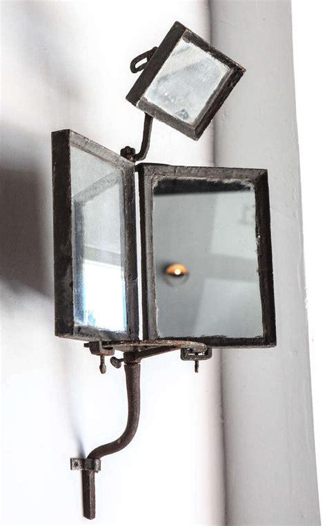 gentleman s hanging vanity mirror 18th century at