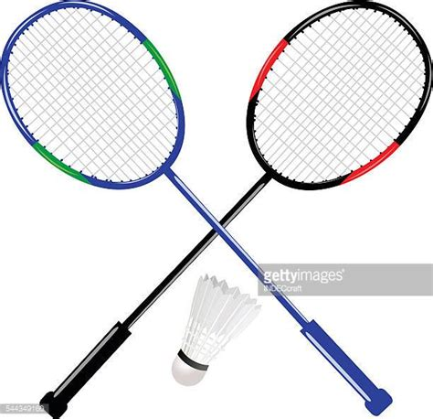 clipart badminton badminton stock illustrations and getty images