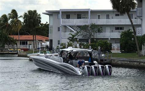 mti boats apparel mti v 57 making big waves at the 2017 miami boat show