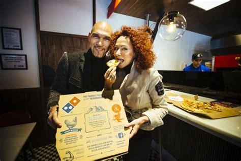 domino pizza wien domino s pizza feierte vip opening in wien floridsdorf