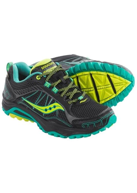 saucony waterproof trail running shoes saucony saucony grid excursion tr9 tex 174 xcr 174 trail
