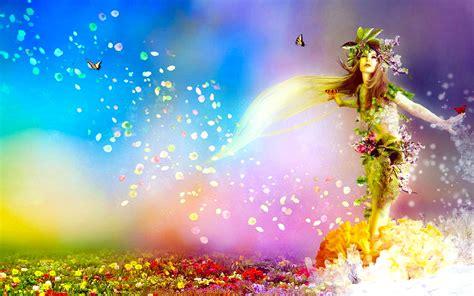 wallpaper flower fantasy fantasy 00 rosegarden versionone092357