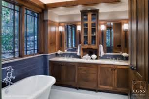 Craftsman Bathroom Craftsman Done Right Craftsman Bathroom Austin By