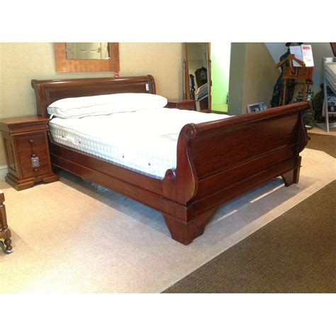 sleigh bed king size juliette sleigh bed somnus mattress king size clearance