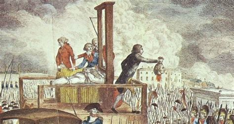 head haircut before guillotine beheading and the bloody history of decapitation