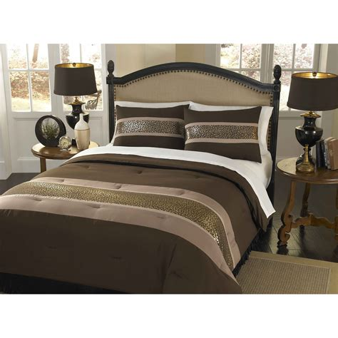Leopard Print Comforters by Divatex Home Fashions Shiny Leopard Print Mini Comforter