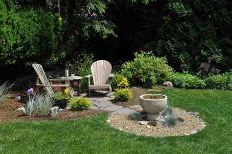 small backyard big ideas rainbowlandscaping s weblog 17 best images about backyard corner ideas on pinterest