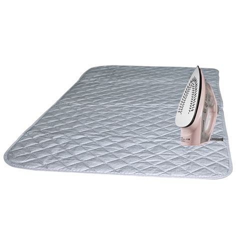 ironing blanket bukm magnetic mat laundry pad quilted