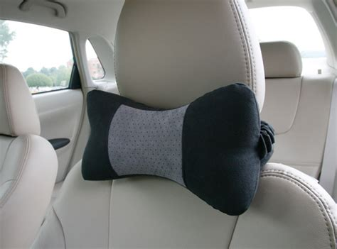 Driving Pillow by Driving Neck Pillow And Lumbar Cushion