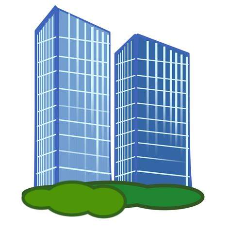 building clipart buildings free stock photo illustration of office