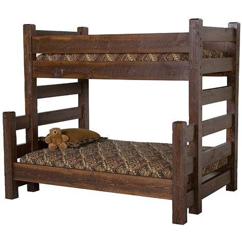 Barnwood Bunk Bed Barnwood Collection Barnwood Bunk Bed Bw14