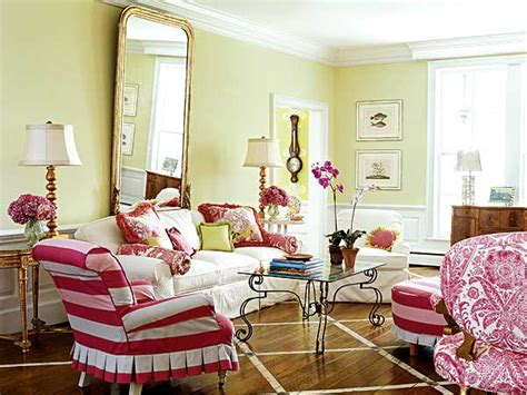 pink and green living room pink green rooms b b