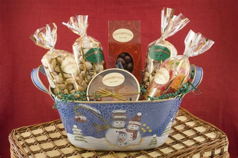 christmas holiday gourmet food baskets nuts gift basket mixed nuts 7 different nuts five star gift baskets gourmet nut basket