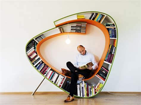 20 of the most creative bookshelves bored panda