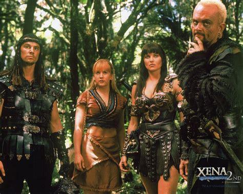 western film zenék pop classics xena warrior princess a fistful of dinars