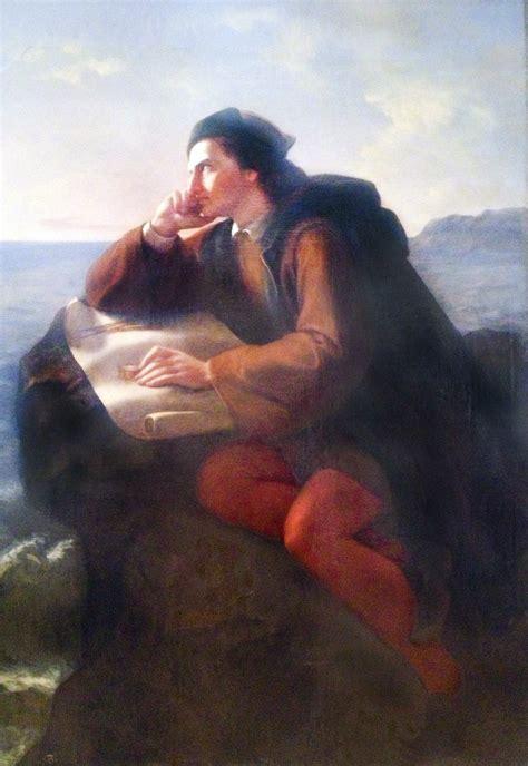 my first biography christopher columbus summary file inspiracion de cristobal colon by jose maria obregon