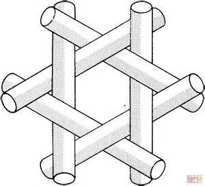 coloring pages illusions optical illusion 36 coloring page free printable