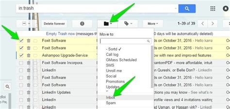 Gmail Search Deleted Emails Gtricks Simple Useful Tricks On Products