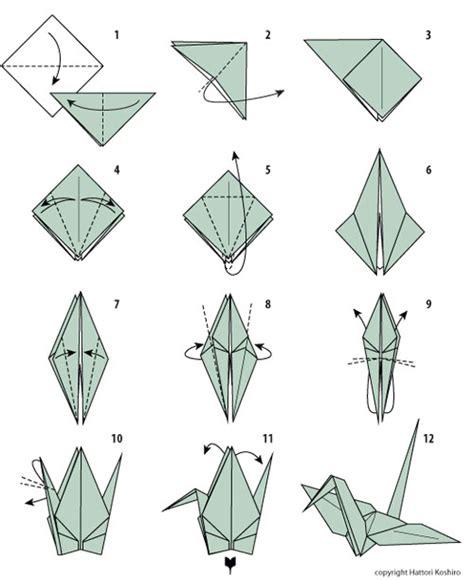 cara membuat origami burung jepang origami seni melipat kertas jepang mengenai budaya jepang