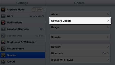 iphone update ios 7 ios 7 upgrade 2 ways to update to ios 7 effortlessly