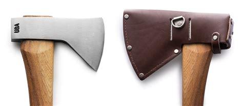 usa made axe american made hudson bay axe kaufmann mercantile