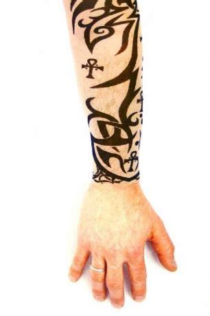 tattoo arm karneval tattoo arm karneval fasching party zubeh 246 r