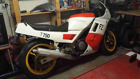 Yamaha Motorrad 750 by Motorrad Yamaha Fz 750 Bestes Angebot Yamaha