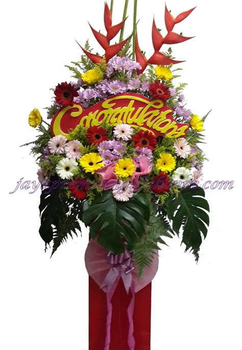 Congratulations Flowers by Congratulations Best Wishes Corporate Gifts Flowers