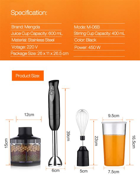 Better Beater Mixer Otomatis Harga 1 Set 2 Pcs mengda m 06b 4 in 1 electric multifunction blender 2 speed 450 watt set whisker food