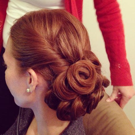 Vintage Wedding Hair Tutorial by 1000 Ideas About 1950s Updo On 1950s Makeup